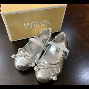 Michael Kors Kids Flat Shoes ROVER TING-T